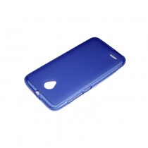 Funda compatible Vodafone Smart Prime 7 Gel Mate Azul