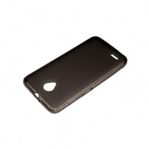 Funda compatible Vodafone Smart Prime 7 Gel Mate Negra
