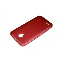Funda compatible Vodafone Smart Prime 7 Gel Mate Roja
