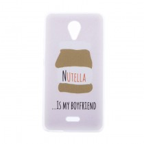 Funda compatible Wiko Freddy Gel Nutela