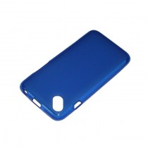 Funda compatible Wiko Sunset 2 Gel Azul
