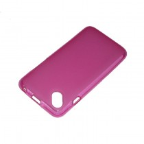 Funda compatible Wiko Sunset 2 Gel Rosa