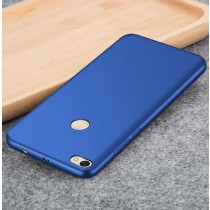Funda compatible Xiaomi Redmi Note 5A Gel Metalizada Azul