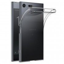 Funda compatible Sony Xperia XA Gel Transparente