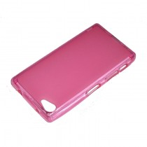Funda compatible Sony Xperia Z5 Compact Gel Mate Rosa