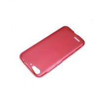 Funda compatible ZTE Blade V6 Gel Mate Roja
